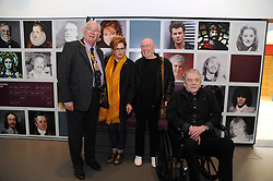 Dunfermline museum opening,Dunfermline, 6-9-2017<br /> <br /> Provist Jim Leishman with Brabara Dickson, Pete and Dan from Nazareth<br /> <br /> (c) David Wardle | Edinburgh Elite media