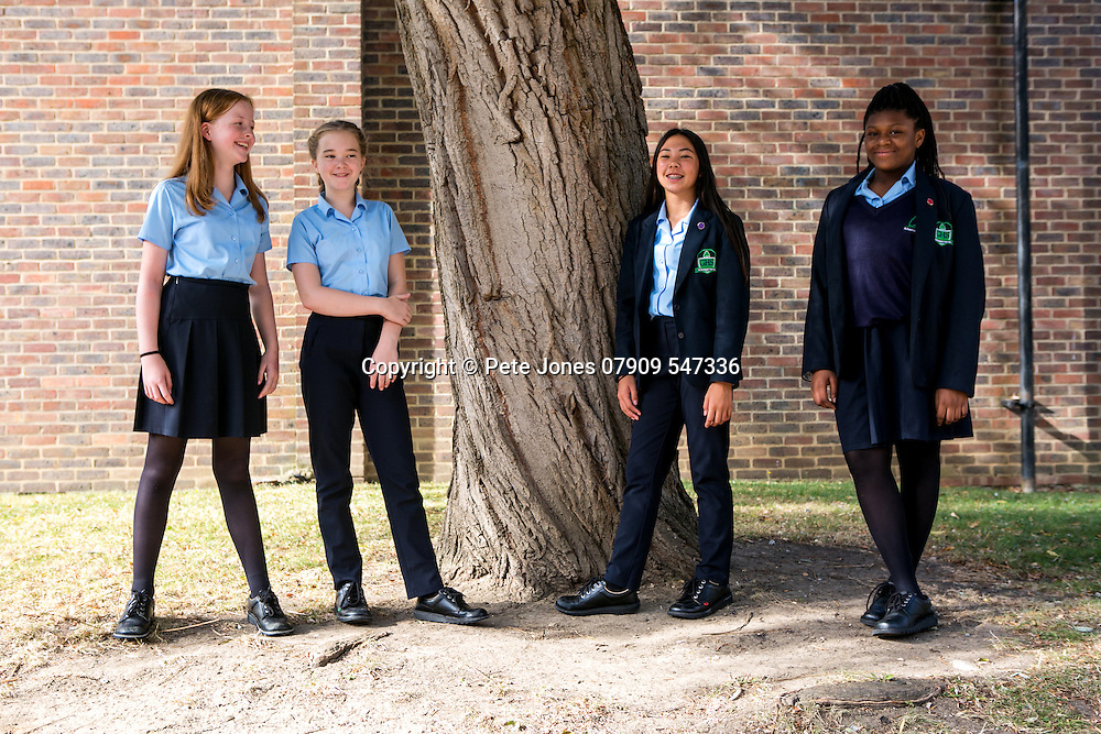 Glenthorne High School;<br /> School prospectus images;<br /> Sutton Common, Sutton.<br /> 14th September 2016<br /> <br /> &copy; Pete Jones<br /> pete@pjproductions.co.uk