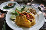 Ao Phrao Resort. Pad Thai (Thai Noodles).
