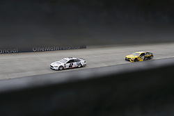 May 6, 2018 - Dover, Delaware, United States of America - Brad Keselowski (2) brings his car through the turns during the AAA 400 Drive for Autism at Dover International Speedway in Dover, Delaware. (Credit Image: © Chris Owens Asp Inc/ASP via ZUMA Wire)