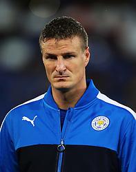 Robert Huth of Leicester City  - Mandatory by-line: Matt McNulty/JMP - 27/09/2016 - FOOTBALL - King Power Stadium - Leicester, England - Leicester City v FC Porto - UEFA Champions League