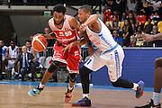 Ryan Harrow<br /> Red October Cantu' - Consultinvest Pesaro<br /> LegaBasket 2016/2017<br /> Desio 13/10/2016<br /> Foto Ciamillo-Castoria