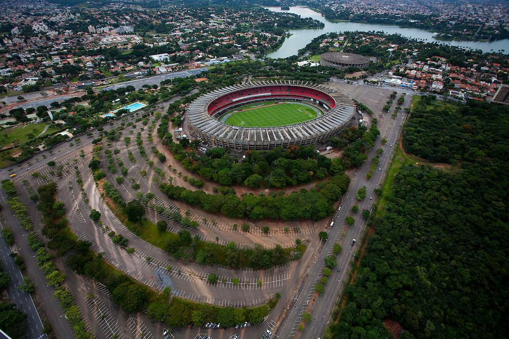Belo Horizonte_MG, Brasil...Estadio Governador Magalhes Pinto (Mineirao) em Belo Horizonte, Minas Gerais...The Governor Magalhes Pinto Stadium (Mineirao) in Belo Horizonte, Minas Gerais...Foto: LEO DRUMOND / NITRO