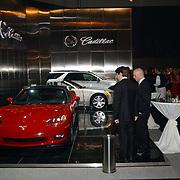 Miljonairfair 2004, stand met dure auto, Cadillac