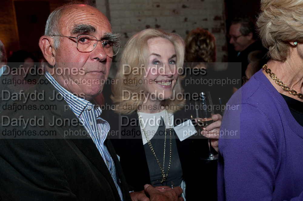 SHIRLEY FREEMAN, Sir Harold Evans' My Paper Chase Book Launch. The Wapping Project, Wapping Hydraulic Power Station, London, 5 October 2009.