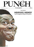 Passing Through (Lenny Henry)