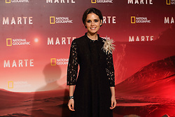 November 8, 2016 - Roma, RM, Italy - Italian actress Erika D'Ambrosio during Red Carpet of the premier of Mars, the largest production ever made by National Geographic  (Credit Image: © Matteo Nardone/Pacific Press via ZUMA Wire)
