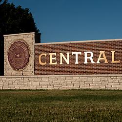 Gateway Bellow CMU sign