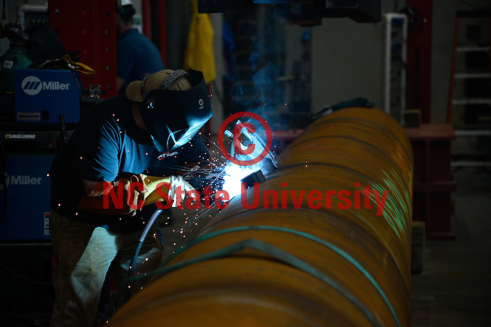 Welding at the CFL