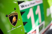 January 24-28, 2018. IMSA Weathertech Series ROLEX Daytona 24. 11 GRT Grasser Racing Team, Lamborghini Huracan GT3, Rolf Ineichen, Mirko Bortolotti, Franck Perera, Rik Breukers
