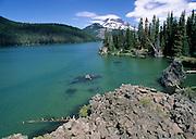 Sparks Lake, Bend, Oregon