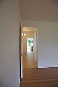 View from the studio towards the living room at Warren House, Wayne McGregor's Dartington Estate home in Devon<br /> Vanessa Berberian for The Wall Street Journal
