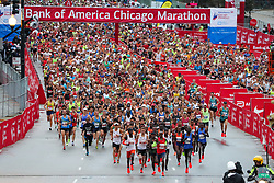 2018 Chicago Marathon<br /> <br /> photo © Kevin Morris<br /> kevinmorris@mac.com<br /> 207-522-5807