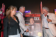 2019, July 16. Holland Casino, Amsterdam, the Netherlands. Gordon at the lauch of Amsterdam XXXL issue 11.