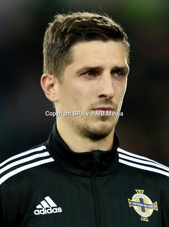 Uefa Euro FRANCE 2016 - <br /> Northern Ireland National Team - <br /> Craig Cathcart