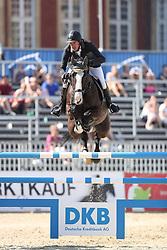 Rüder, Hans-Thorben (GER) Pure Pitu<br /> Münster - Turnier der Sieger 2016<br /> © www.sportfotos-lafrentz.de