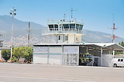 Rosh Pinna, Israel, Airfield
