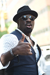 June 20, 2019 - New York, NY, USA - June 20, 2018 New York City..Mike Colter made an appearance on Build Series on June 20, 2018 in New York City. (Credit Image: © Kristin Callahan/Ace Pictures via ZUMA Press)