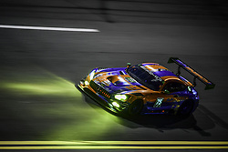 January 27, 2018 - Daytona, FLORIDE, ETATS UNIS - 75 SUNENERGY1 RACING (USA) MERCEDES AMG GT3 MERCEDES AMG GTD KENNY HABUL (AUS) THOMAS JAEGER (DEU) MARO ENGEL (DEU) MIKAEL GRENIER  (Credit Image: © Panoramic via ZUMA Press)