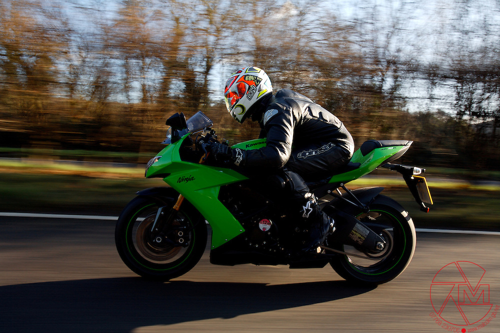 NINGA ZX10R Shoot<br />
