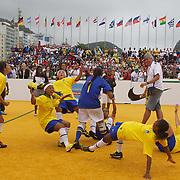 Homeless World Cup Finals Rio de Janeiro