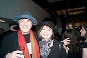 RON ARAD; LADY HELEN FRAYLING, Ron Arad; Restless. Cocktail reception hosted by Kate Bush of the Barbican and Tony Chambers of Wallpaper magazine. Barbican art Gallery. London. 17 September 2010