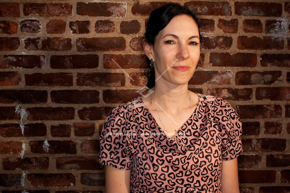 Author Jill Kargman in New York, NY on Thursday, July 24, 2009.