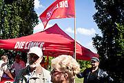 Festa della Linke a Potsdam.