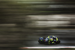 June 9, 2017 - Barcelona, Catalonia, Spain - 46 Valentino Rossi from Italy of Movistar Yamaha Moto GP (Yamaha) during the Monter Energy Catalonia Grand Prix, at the Circuit de Barcelona-Catalunya on June 9 of 2017. (Credit Image: © Xavier Bonilla/NurPhoto via ZUMA Press)