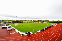 A general view of   - Mandatory by-line: Ryan Hiscott/JMP - 14/10/2018 - FOOTBALL - Stoke Gifford Stadium - Bristol, England - Bristol City Women v Birmingham City Women - FA Women's Super League 1