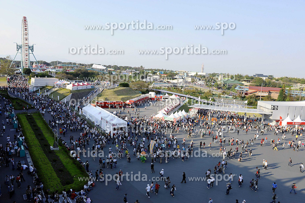 08.10.2011, Suzuka International Racing Course, Suzuka, JPN, F1, Grosser Preis von Japan, Suzuka, im Bild Japanese F1 Grand Prix Impressions// during the Formula One Championships 2011 Large price of Suzuka held at the Suzuka International Racing Course, 2011-10-08  EXPA Pictures © 2011, PhotoCredit: EXPA/ nph/  Dieter Mathis        ****** only for AUT, POL & SLO ******