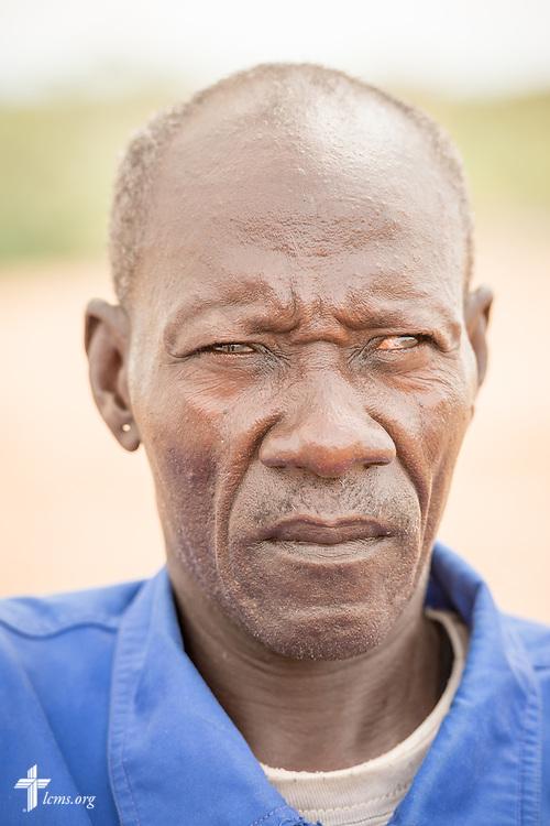 Portrait of Joseph Lbenyo during the LCMS Mercy Medical Team on Tuesday, June 21, 2016, in Nataparkakono, a village in Turkana, Kenya.  LCMS Communications/Erik M. Lunsford