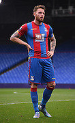 Connor Wickham in action during the Final Third Development League match between U21 Crystal Palace and U21 Bristol City at Selhurst Park, London, England on 3 November 2015. Photo by Michael Hulf.