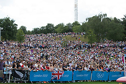Supporters<br />  Olympic Games London 2012<br /> © Dirk Caremans
