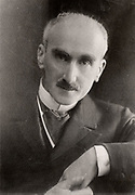 Henri Bergson (1859-1941) French philosopher.