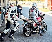 AHRMA Vintage Motorcycle races at Carolina Motosports Park, Kershaw SC, @GetOlympus, OM-D E-M1 MkII, M Zuiko PRO Lenses