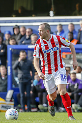 March 9, 2019 - London, England, United Kingdom - Stoke City's Charlie Adam during the second half of the Sky Bet Championship match between Queens Park Rangers and Stoke City at Loftus Road Stadium, London on Saturday 9th March 2019. (Credit Image: © Mi News/NurPhoto via ZUMA Press)