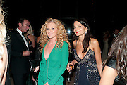 KELLY HOPPEN; YASMIN MILLS, Evgeny Lebedev and Graydon Carter hosted the Raisa Gorbachev charity Foundation Gala, Stud House, Hampton Court, London. 22 September 2011. <br /> <br />  , -DO NOT ARCHIVE-© Copyright Photograph by Dafydd Jones. 248 Clapham Rd. London SW9 0PZ. Tel 0207 820 0771. www.dafjones.com.