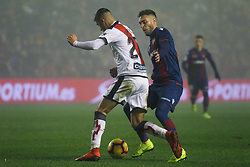 December 23, 2018 - Madrid, Madrid, SPAIN - of Rayo Vallecano in action during La Liga Spanish championship, , football match between Rayo Vallecano and Levante, December 23, in Vallecas Stadium, Madrid, Spain. (Credit Image: © AFP7 via ZUMA Wire)
