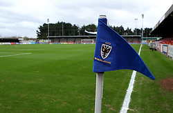Kings meadow, home of AFC Wimbledon - Mandatory byline: Robbie Stephenson/JMP - 07966 386802 - 26/12/2015 - FOOTBALL - Kingsmeadow Stadium - Wimbledon, England - AFC Wimbledon v Bristol Rovers - Sky Bet League Two