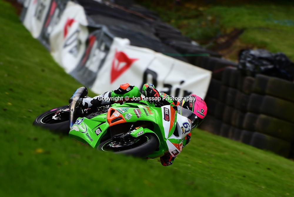 #61 Ben Currie Australia Gearlink Kawasaki Kawasaki 600  Dickies British Supersport Championship