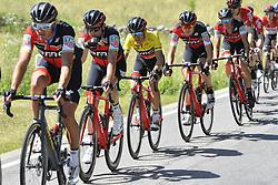 June 16, 2018 - Gommiswald, Suisse - BELLINZONA, SWITZERLAND - JUNE 16 : PORTE Richie (AUS)  of BMC Racing Team during stage 8 of the Tour de Suisse cycling race, a stage of 123 kms between Bellinzona and Bellinzona on June 16, 2018 in Bellinzona, Switzerland, 16/06/2018 (Credit Image: © Panoramic via ZUMA Press)