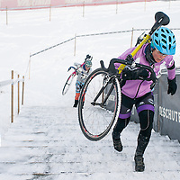Michelle Mills (StudioNine30) took the fifth spot in the Women's 2/3 race.