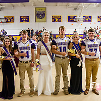 10-06-17 BHS Football Homecoming Ceremony