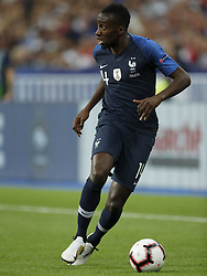Blaise Matuidi of France during the UEFA Nations League A group 1 qualifying match between France and The Netherlands on September 09, 2018 at Stade de France in Saint Denis,  France