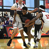 January 25, 2020: Illinois Tech Scarlet Hawks vs. Rockford University Regents. Rockford University holds off Illinois Tech to win 73-68 at Keating Sports Center in Chicago, IL. Dean Reid/D3Photography