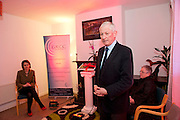 At the opening of Galway Rape Crisis Centre's new premises by Garry Hynes of Druid (and newly appointed Patron) of the GRCC were Aoibheann McCann and Stephen Mackey, (Chairperson) and Ms Garry Hynes of Druid. Picture:Andrew Downes.