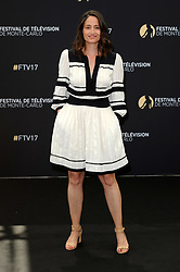 "Monte Carlo, 57th Festival of Television. Photocall ""Souviens - brought"" pictured: Marie Gillain"