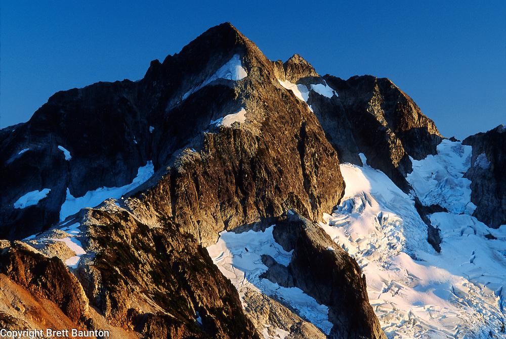 Whatcom Peak, Whatcom Pass, North Cascades National Park, WA