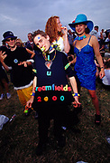 Creamfields Old Liverpool Airport August 2000
